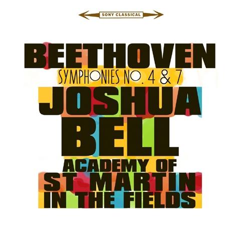 Beethoven - Symphonies No. 4 & 7, Joshua Bell (베토벤 : 교향곡 4번 & 7번)