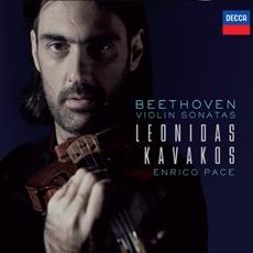 Enrico Pace : Beethoven - Violin Sonatas (파체 - 베토벤 : 바이올린 소나타 전곡집) [3CD]