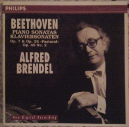 "Alfred Brendel - Beethoven Piano Sonatas Op.7 & Op.28 ""Pastoral"", Op.49 No.2 (브렌델 - 베토벤 : 피아노 소나타)"