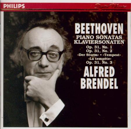 Alfred Brendel – Beethoven Piano Sonatas Op. 31 Nos. 1-3 (브렌델 - 베토벤 : 피아노 소나타)