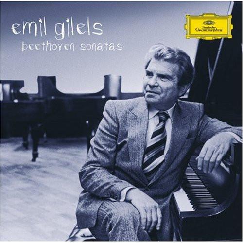Emil Gilels - Beethoven Sonatas (에밀 길렐스 - 베토벤 피아노 소나타) [9CD] [수입]