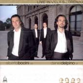 Alberto Bocini (보치니), Daniel del Pino (다니엘 델 피노) - Beethoven, Schumann, Schubert, Chopin : LIVE IN VILLA S. LORENZO [수입]