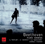 Beethoven - Piano Sonatas : Moonlight, Waldstein, Appassionata / Mikhail Pletnev (베토벤 피아노 소타나, 플레트네프) (포장지 손상)