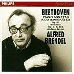 """Alfred Brendel - Beethoven Piano Sonatas Op.53 """"Waldstein"""", Op.54 & 101 Andante favori"""