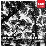 Beethoven - Complete Cello Sonatas / Sung-won Yang, Pascal Devoyon (양성원 - 베토벤 : 첼로 소나타 전곡 & 변주곡)