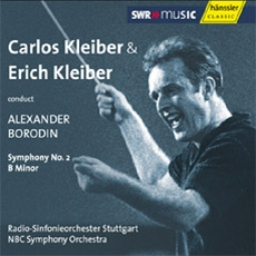 Alexander Borodin - Symphony No.2 B Minor /Carlos Kleiber & Erich Kleiber (클라이버 부자가 지휘하는 보로딘 교향곡 2번)
