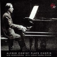 Alfred Cortot - Plays Chopin (알프레드 코르토가 연주하는 쇼팽 24개의 전주곡, 연습곡, 4개의 발라드) [2CD]