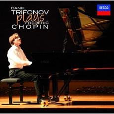 Daniil Trifonov plays Chopin (다닐 트리포노프가 연주하는 쇼팽 : 론도, 마주르카)