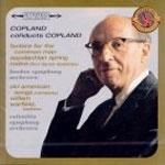 Aaron Copland (코플랜드) - Copland Conducts Copland