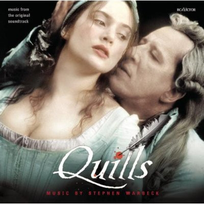 Quills (Music From The Original Soundtrack) [수입]