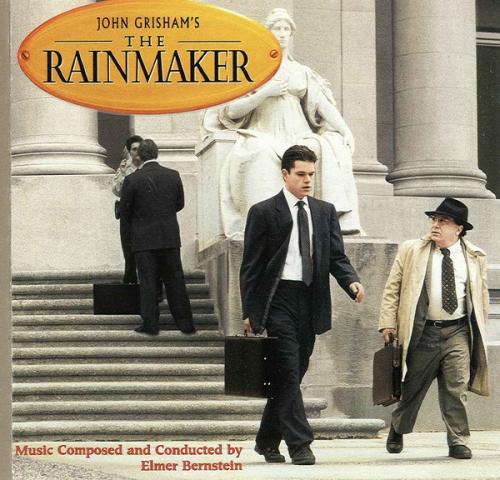 The Rainmaker OST - Elmer Bernstein