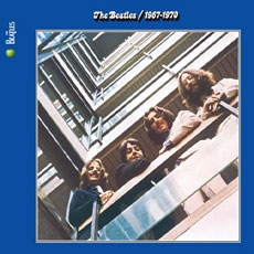 The Beatles - 1967-1970 (Blue) [2CD 디지팩] [2010 Digital Remaster] [수입]