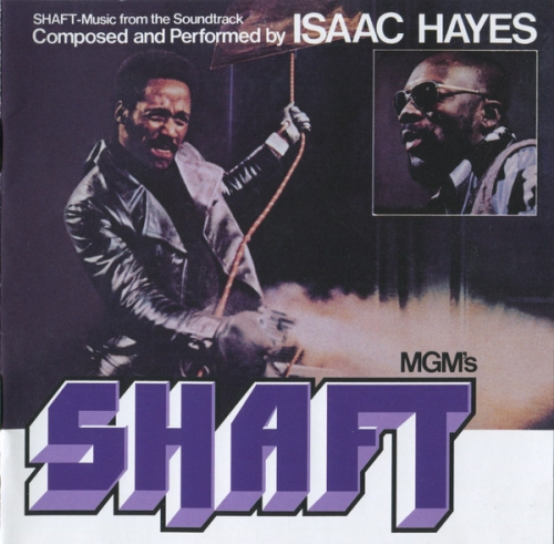 Shaft OST - Isaac Hayes [수입]