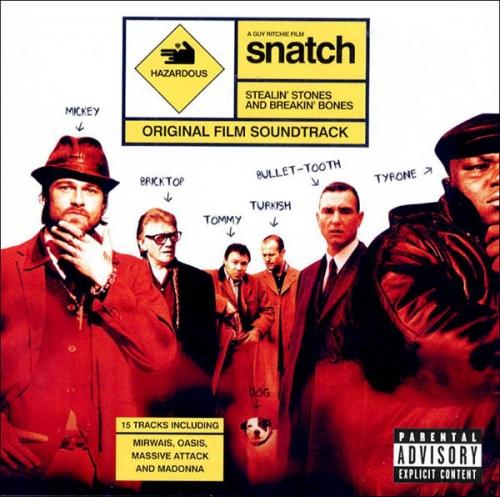 Snatch (스내치) - Stealin' Stones & Breakin' Bones [수입]