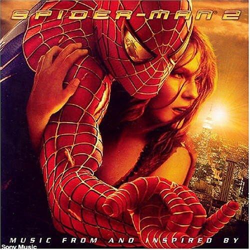 Spider Man 2 - O.S.T.