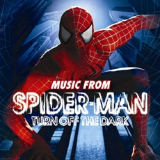 Spider-Man Turn Off The Dark (뮤지컬 스파이더맨) OST