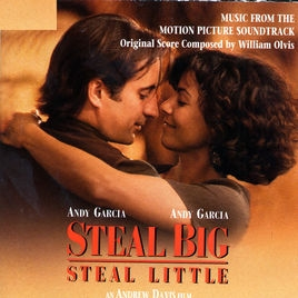 Steal Big, Steal Little OST
