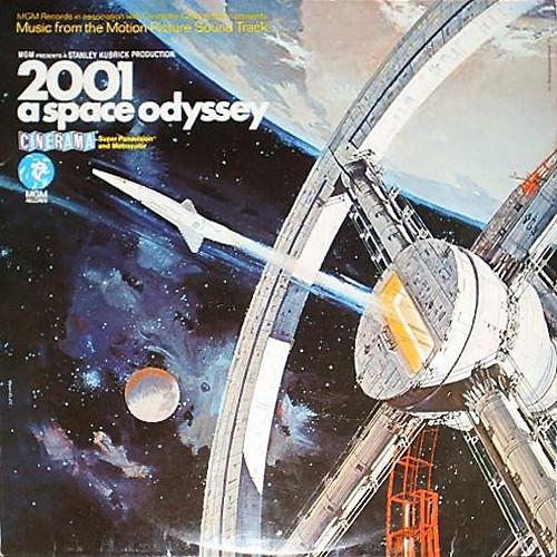 2001 A Space Odyssey (2001 스페이스 오딧세이) O.S.T