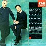 Debussy, Ravel, Prokofiev / Emmanuel Paud, Stephen Kovacevich, Katarina Karneus, Truls Mork (드뷔시 : 시링크스, 빌리티스 / 라벨 / 프로코피에프)
