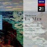 Debussy - La Mer, Images, Nocturnes, Jeux, Printemps, Prelude a l'apres-midi d'un faune : Dutoit, Montreal (드뷔시 : 바다, 녹턴 ,목신의 오후, 영상) [수입]