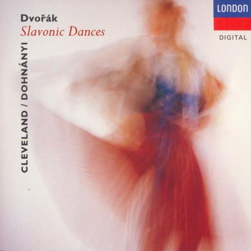 Dvořák - Slavonic Dances : Dohnányi, The Cleveland Orchestra (드보르작 - 슬라브 무곡 : 클리블랜드 오케스트라, 크리스토프 폰 도흐나니)