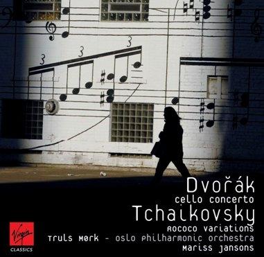 Dvorak - Cello Concerto, Tchaikovsky - Rococo Variations / Truls Mork (드보르작 - 첼로 협주곡, 차이코프스키 - 로코코 변주곡)