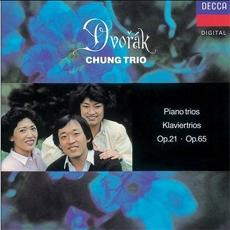 Dvorak - Piano trios, Klavier trios / Chung Trio (드보르작 - 피아노 삼중주집 / 정 트리오)