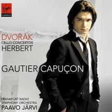 Dvorak & Herbert : Cello Concertos / Paavo Jarvi, Gautier Capucon (드보르작 & 허버트 : 첼로 협주곡 / 예르비 카퓌송)