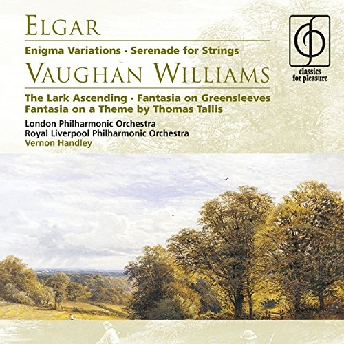 Greatest Hits of Vaughan Williams & Elgar [수입]