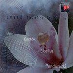 Elgar / Penderecki / Sibelius / Bartok (엘가 & 바르톡 & 시벨리우스 & 펜데레츠키 : 작품집)