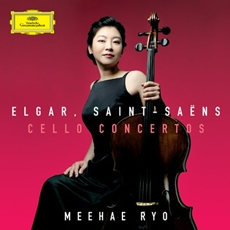 Elgar & Saint-Saens Cello Concertos / Meehae Ryo (생상 & 엘가 : 첼로 협주곡 / 여미혜)