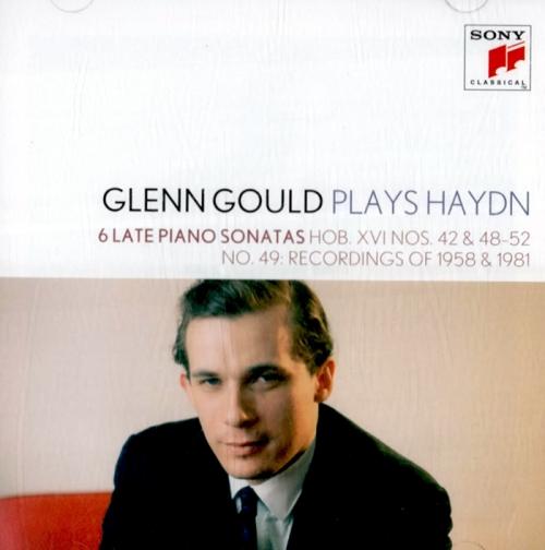 Glenn Gould Plays Haydn : Sonatas (글렌 굴드가 연주하는 하이든 : 6개의 후기 소나타 Hob. XVI 42, 48-52번) [2CD] [수입]