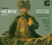 Handel - Serse (Xerxes) / Jean-Claude Malgoire (헨델 - 세르세 전곡) [수입]