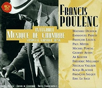 Francis Poulenc - Complete Chamber Music [수입]