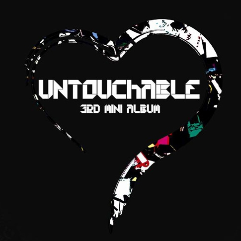언터쳐블 (Untouchable) - 3rd Mini Album