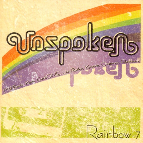 언스포큰 (Unspoken) - Rainbow 7