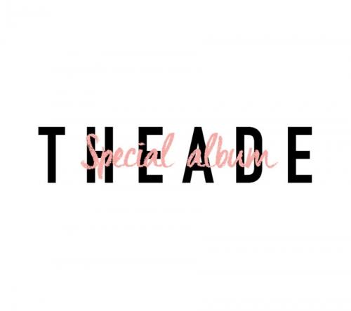디에이드 (THEADE) - 스페셜 앨범 [2CD 한정반]