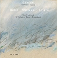 Gorecki - O Domina Nostra , Satie - Messe des Pauvrews , Milhaud - Prelude I & II , Bryars - The Black River / Sarah Leonard, Christopher Bowers-Broadbent (오르간과 소프라노를 위한 작품집) [수입]
