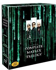 매트릭스 트릴로지 컴플리트 박스세트 (3disc) [블루레이]