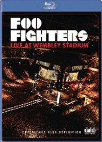 Foo Fighters : Live at Wembley Stadium [블루레이]