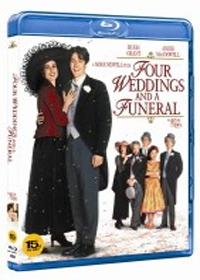 네번의 결혼식과 한번의 장례식 [블루레이]