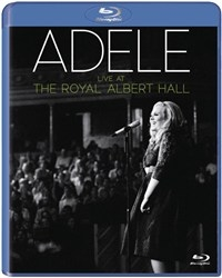 Adele - Adele Live At The Royal Albert Hall [블루레이+CD] [수입]