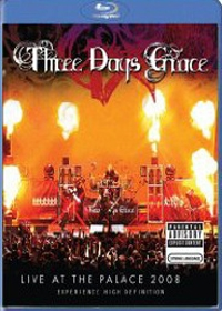 Three Days Grace : Live at the Palace [블루레이] [수입]