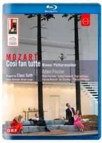 Mozart : Cosi Fan Tutte (모차르트 : 코시 판 투테) [블루레이] [수입]