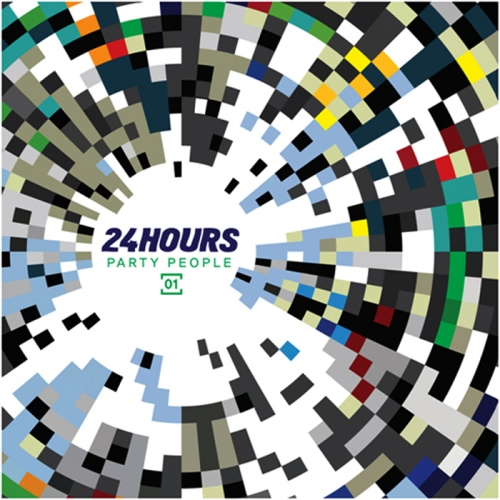 24Hours - 정규 1집 Party People