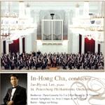 Beethoven - Piano Concerto No.5, Mozart - Symphony No.35, Barber - Adagio for Strings / In-Hong Cha (베토벤 - 피아노 협주곡 '황제' & 모차르트 교향곡 '해프너', 바버 / 차인홍, 이재혁)