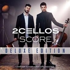2CELLOS - SCORE (투첼로스 - 딜럭스 에디션) [CD+DVD]