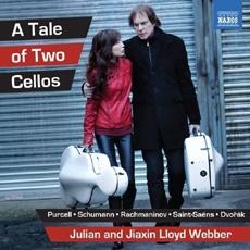 A Tale Of Two Cellos (Arrangements by Julian Lloyd Webber) (두 첼로의 이야기, 줄리언 로이드 웨버가 편곡한 첼로 듀엣 소품들) [수입]
