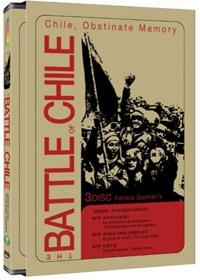 칠레전투 : 3부작 '역사의 멈춰진 미래로부터' (3disc) [DVD]