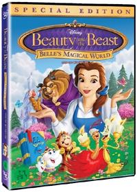 미녀와 야수 3: 벨의 마법의 세상 SE [DVD]